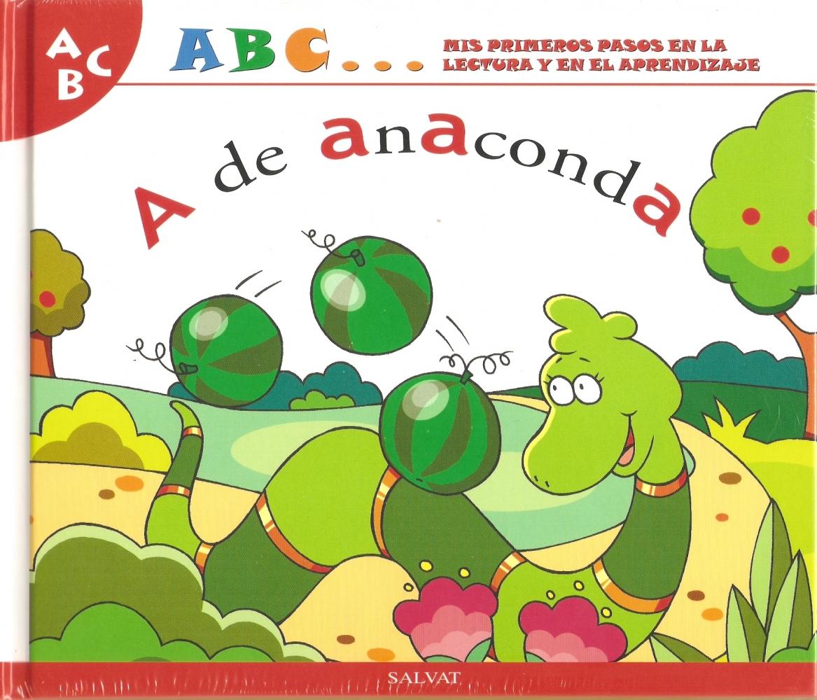 A de anaconda